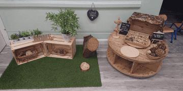Oak Room Loose Parts