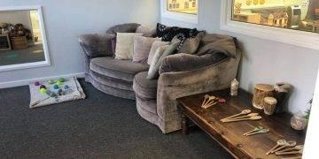 Oak room cosy